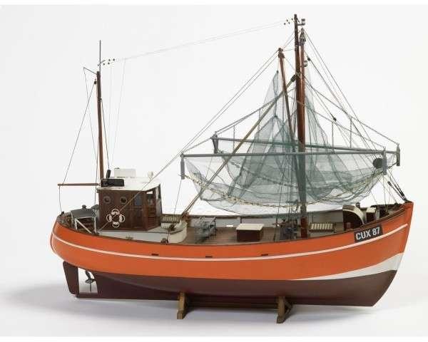 model_drewniany_do_sklejania_billing_boats_bb474_kuter_cux_87_sklep_modelarski_modeledo_image_1-image_Billing Boats_BB474_1