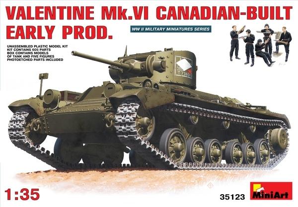 Czołg Valentine wersja MK6 Kanadyjska-image_MiniArt_35123_1