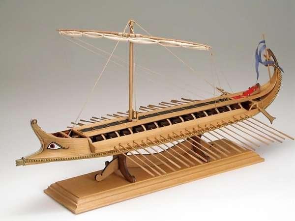 model_drewniany_do_sklejania_amati_1404_bireme_greek_warship_hobby_shop_modeledo_image_1-image_Amati_1404_1