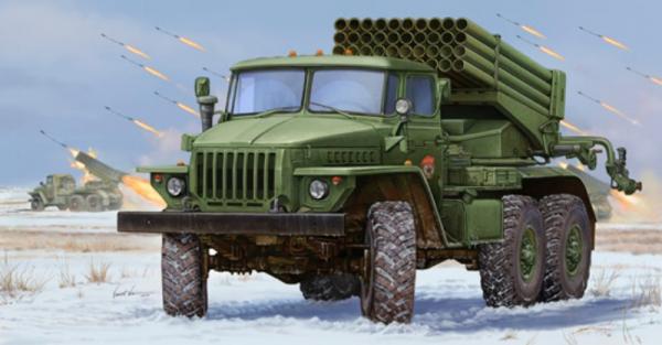 Trumpeter 01013 Russian BM-21 Grad