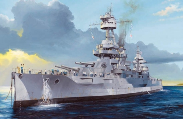 Trumpeter 05339 USS New York BB-34