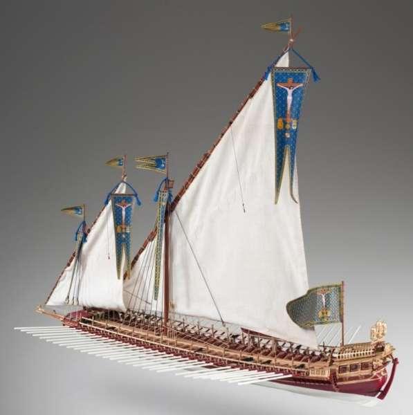 model_drewniany_do_sklejania_dusek_d015_la_real_hobby_shop_modeledo_image_1-image_Dusek Ship Kits_D015_1