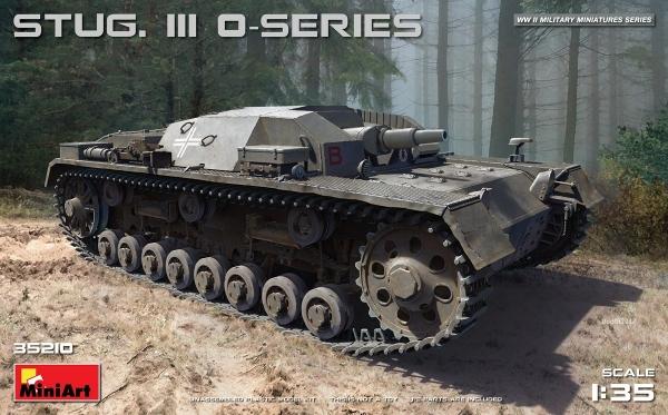 Niemieckie działo samobieżne STUG III-image_MiniArt_35210_2