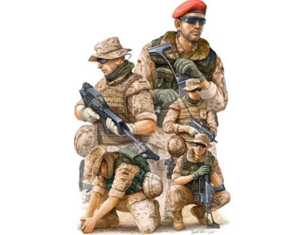 plastikowe-figurki-do-sklejania-niemieccy-zolnierze-isaf-w-afganistanie-sklep-modelarski-modeledo-image_Trumpeter_00421_1