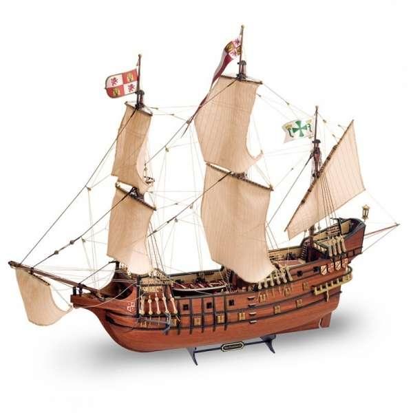 drewniany-model-do-sklejania-galeonu-san-francisco-ii-sklep-modeledo-image_Artesania Latina drewniane modele statków_22452-N_1