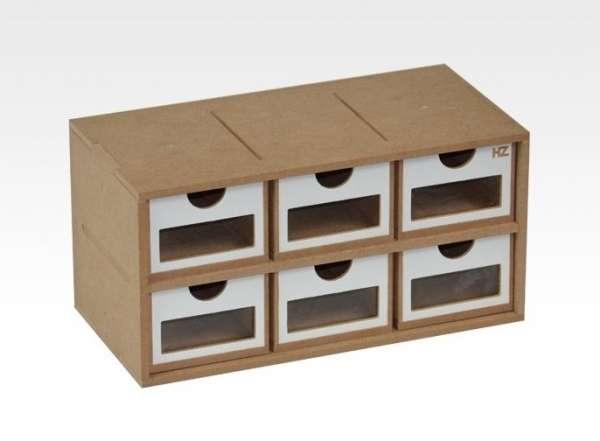 Modułowy szufladkowy organizer - Hobby Zone OM01a-image_Hobby Zone_OM01a_1