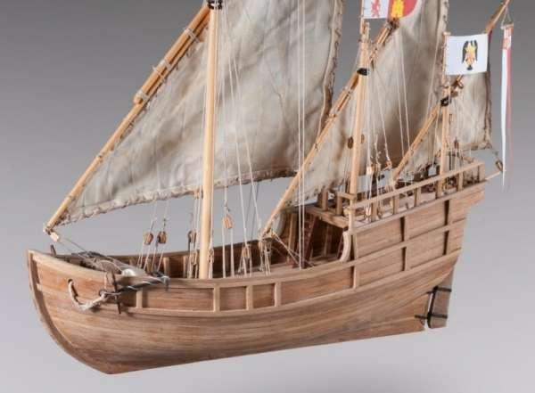 model_drewniany_do_sklejania_dusek_d012_karawela_nina_hobby_shop_modeledo_image_1-image_Dusek Ship Kits_D012_1