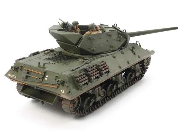 Amerykański niszczyciel czołgów M10 Wolverine, plastikowy model do sklejania Tamiya 35350 w skali 1:35.-image_Tamiya_35350_1