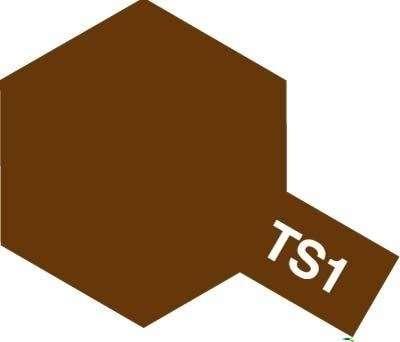 Spray TS1 - Red brown, Tamiya 85001.-image_Tamiya_Tamiya 85001_1